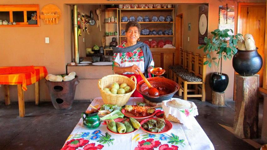 Qué comer en Michoacán