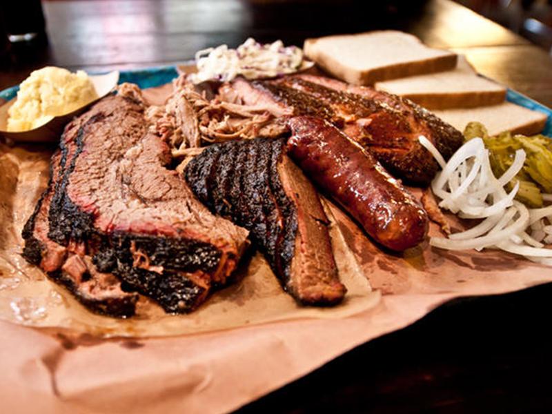 tours gastronómicos de Texas