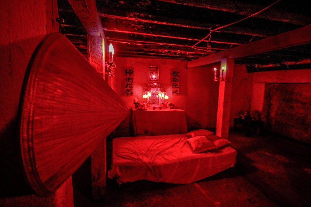 Китайские туннели в Мехикали, неожиданная экскурсия по подземной Чинеске