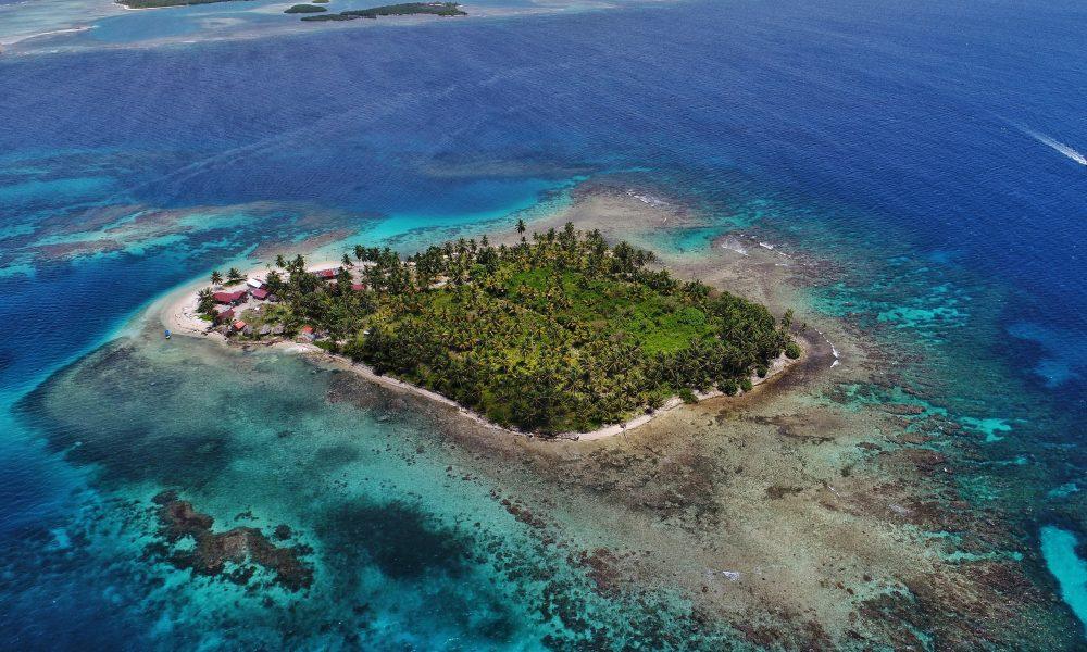 Viajar a una isla