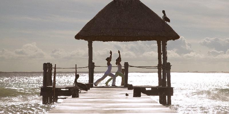 Wayak Spa: relax con reminiscencias mayas