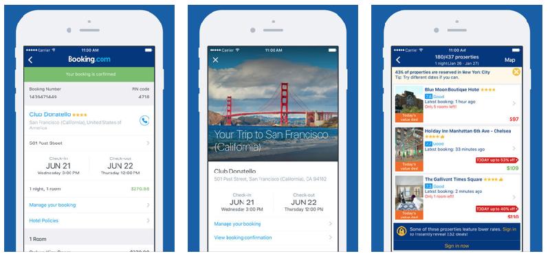 Las mejores apps para planificar un viaje