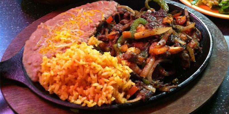 comer en San Angelo