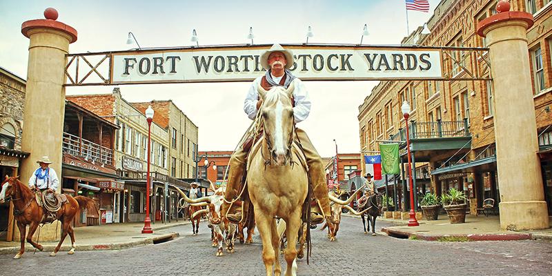 guía de Fort Worth