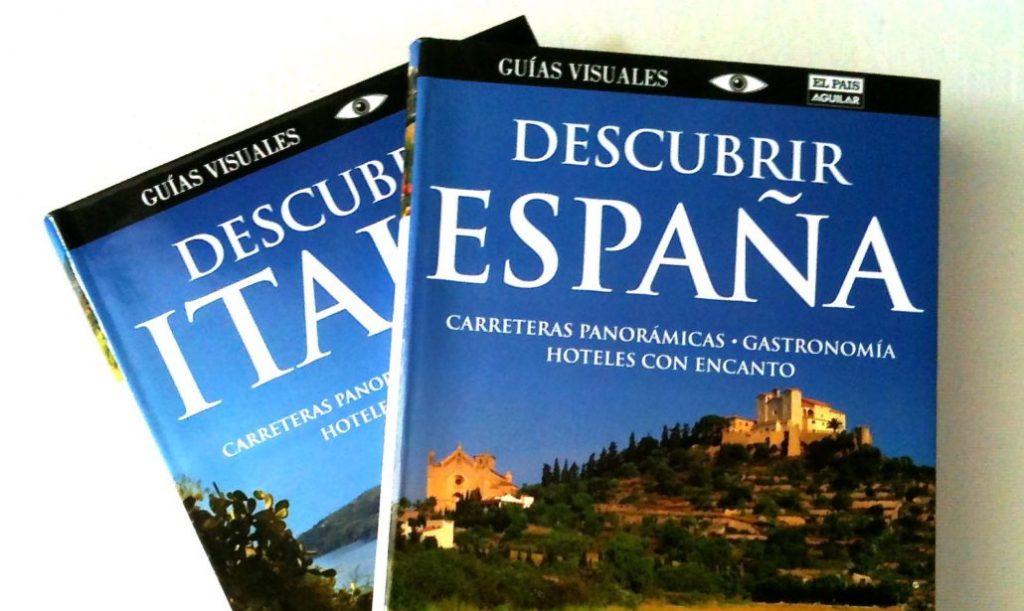 Guías de viaje impresas