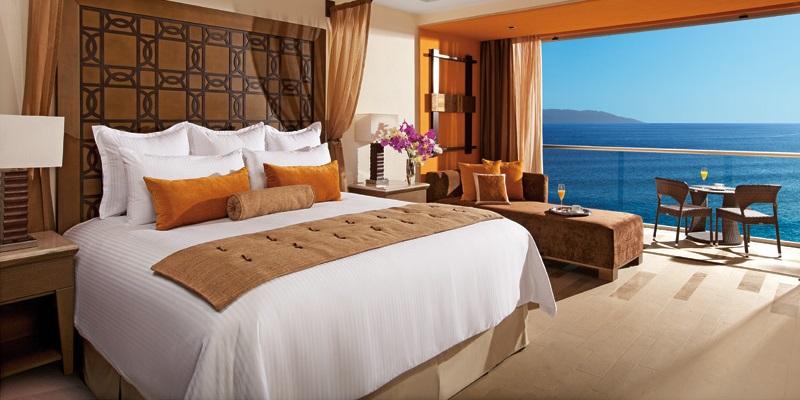 Hotel Now Amber, el balcón de Puerto Vallarta