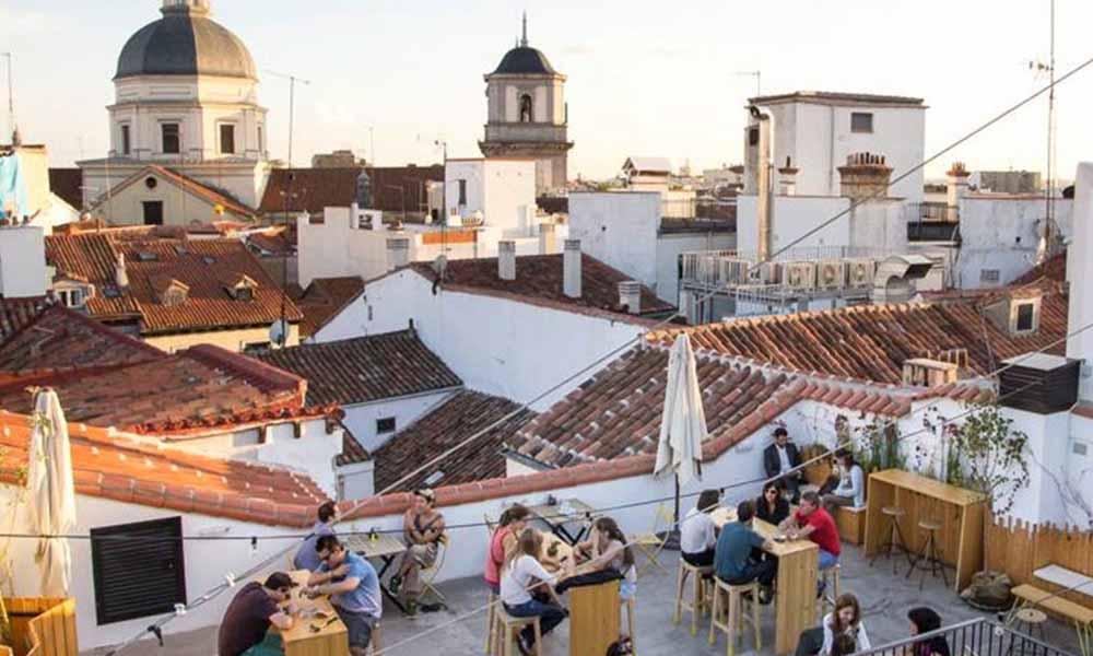 mejores hostales de Madrid