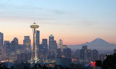 mejores hoteles en Seattle