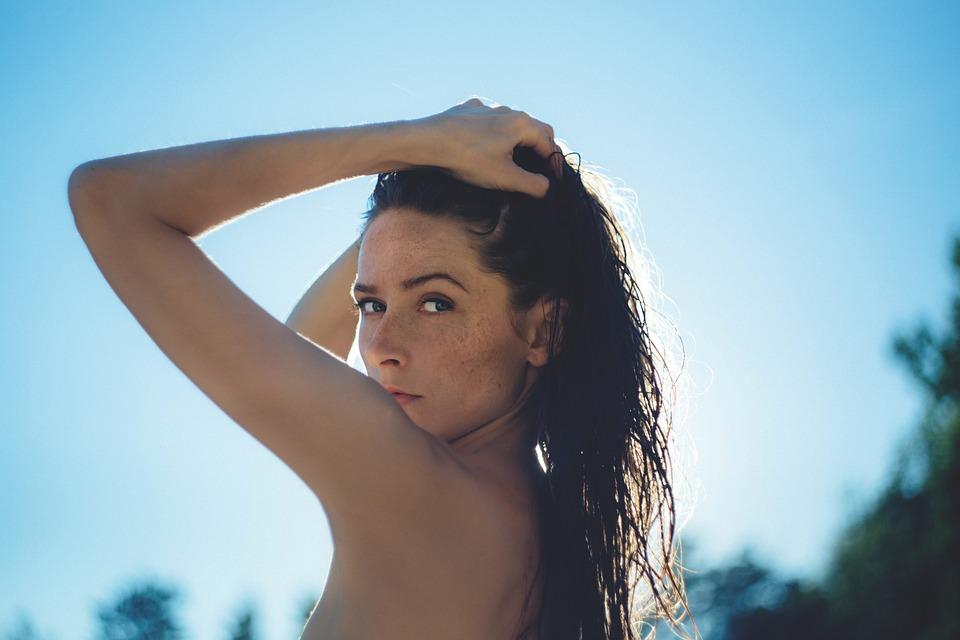 Nudistas en el mundo