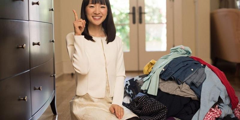 Cómo organizar la maleta con el método de Marie Kondo