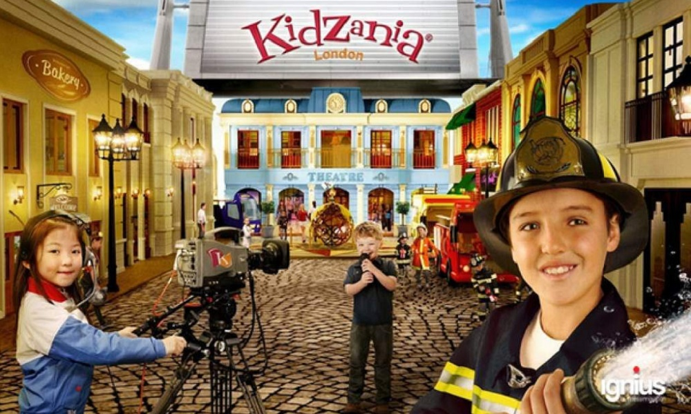 Qué hacer en Kidzania, la nueva ciudad de los niños en Guadalajara