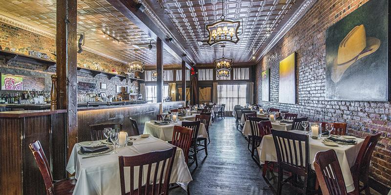 restaurantes icónicos de fort worth