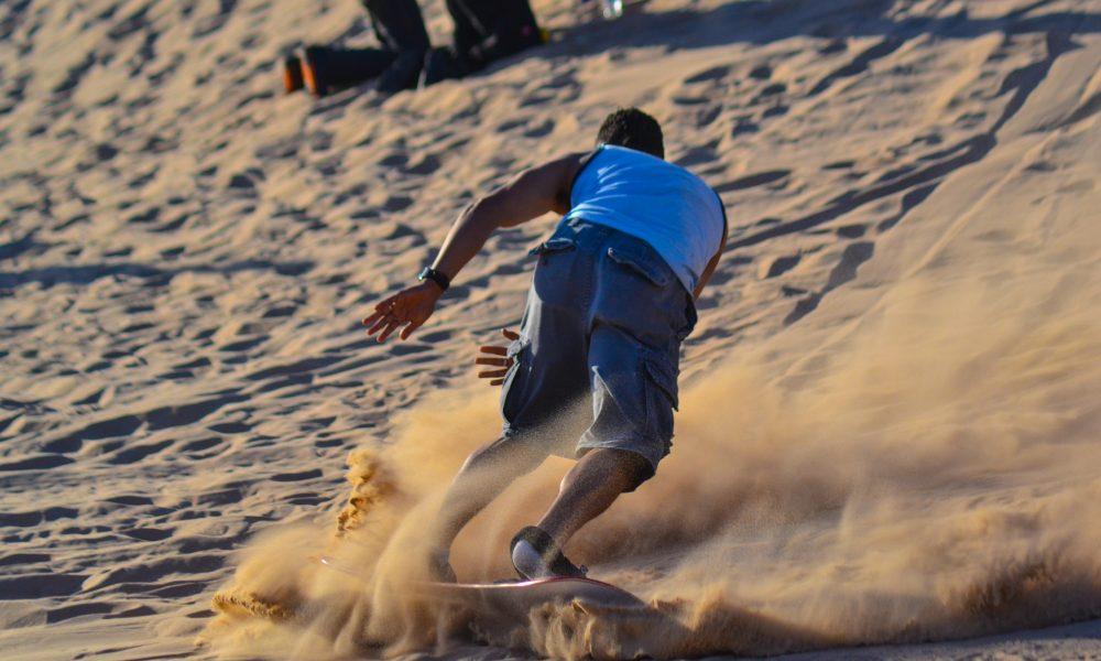 Sandboard en México
