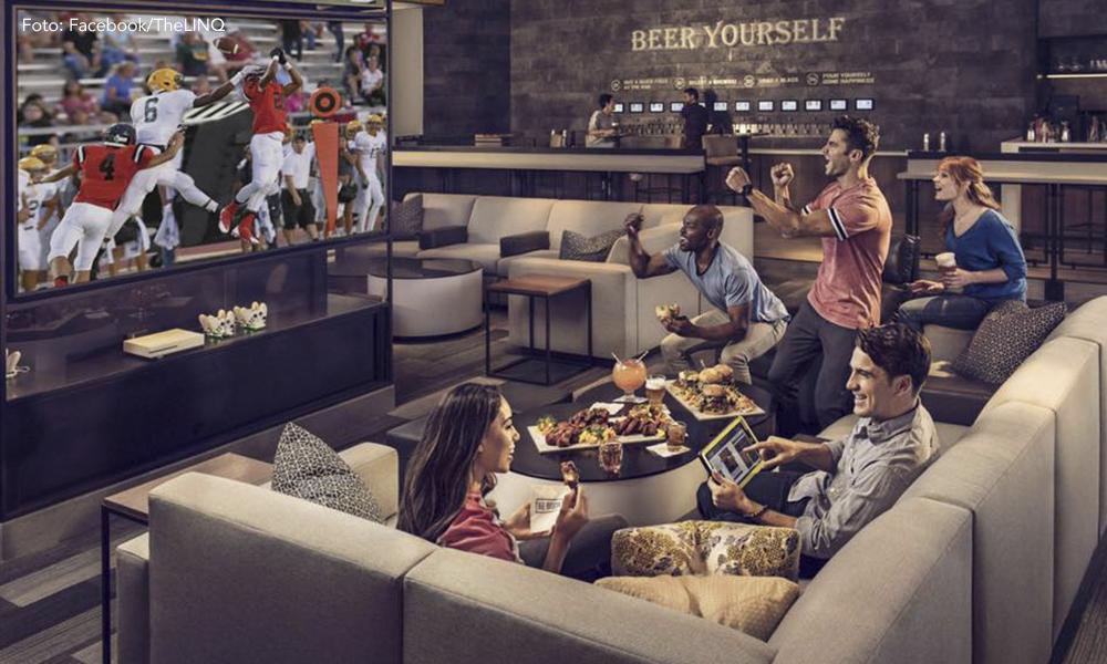 donde ver deportes en Las Vegas