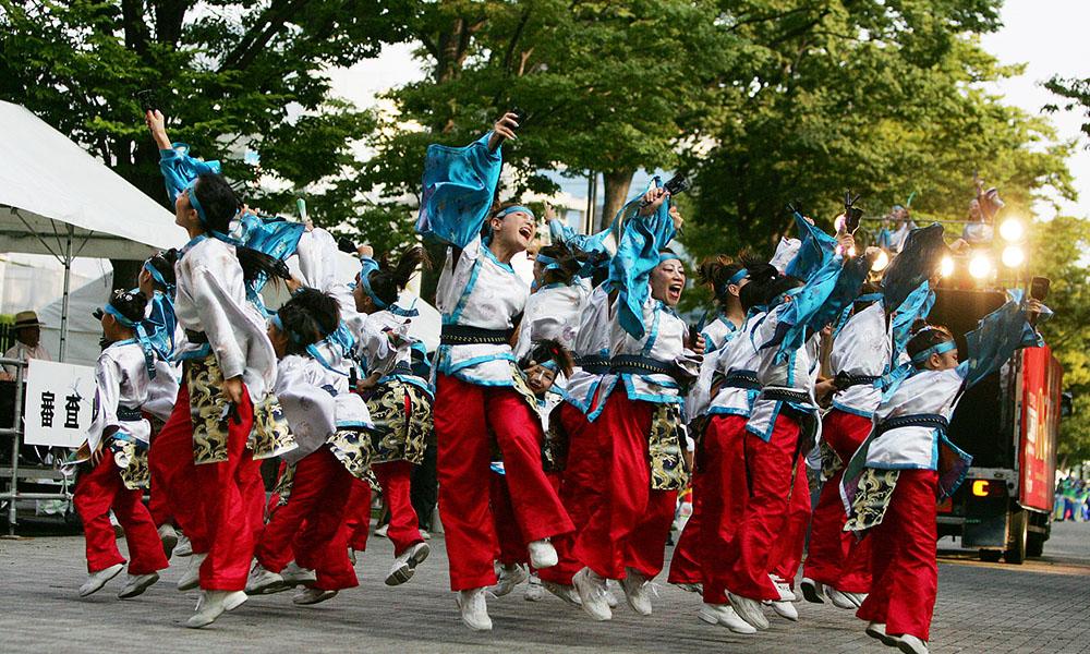 festivales de Tokio