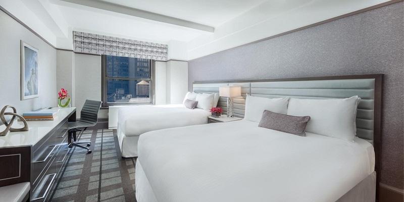 6 razones para dormir en el hotel Park Central