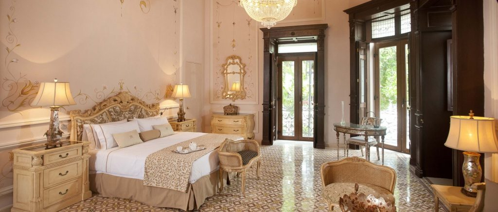 Mejores hoteles de Mérida