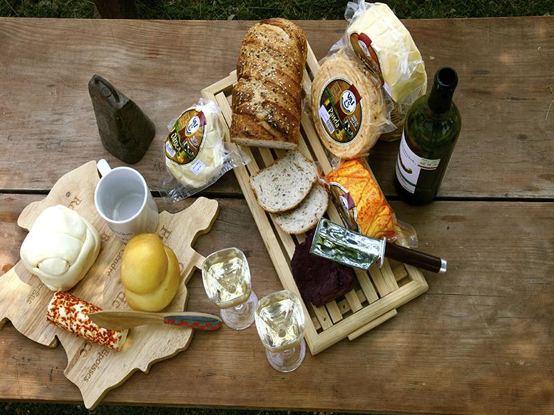 Ruta del queso y el vino de Querétaro