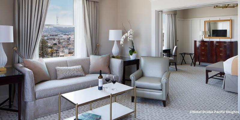Los mejores hoteles de San Francisco