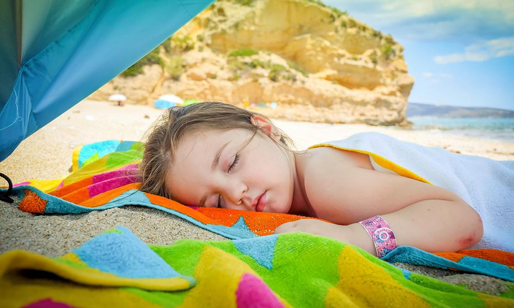 playa con niños 7