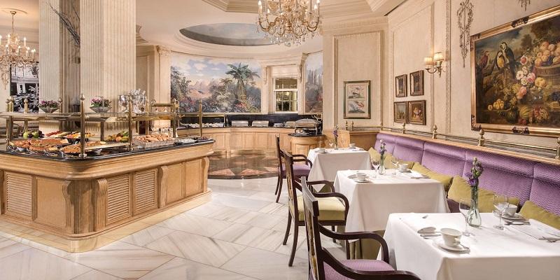 6 motivos para comer en el restaurante La Rotonda