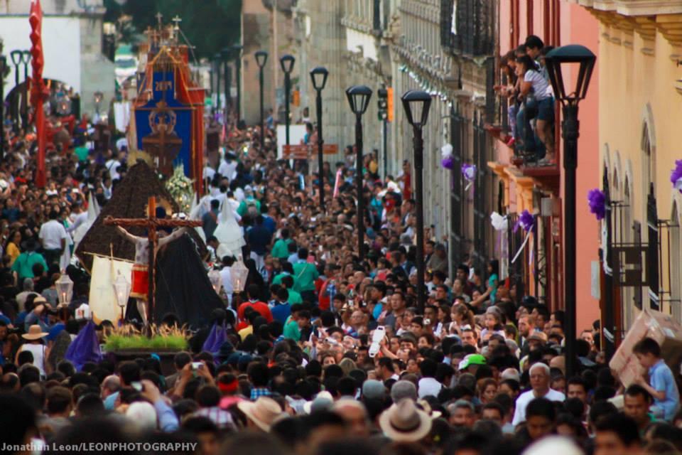 Semana Santa en Oaxaca