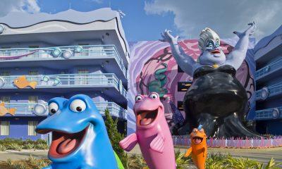 Hoteles de Disney para niños -