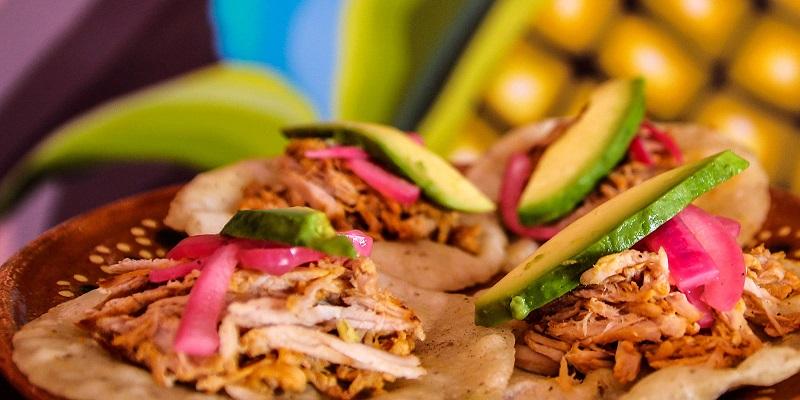Los panuchos son de los platillos de Quintana Roo que comparte autoría con Yucatán.