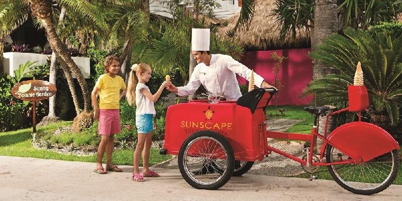 Sunscape Puerto Vallarta Resort & Spa sorprende a los niños con sorpresas en diversas áreas del hotel.