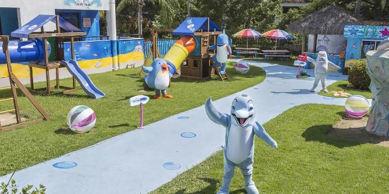 El Meliá es uno de mejores hoteles para niños en Puerto Vallarta.