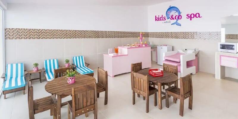 En el Kids & Co Spa, las niñas de entre 3 y 12 años podrán divertirse como reinas.
