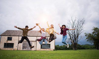 Descubre los países más felices del mundo