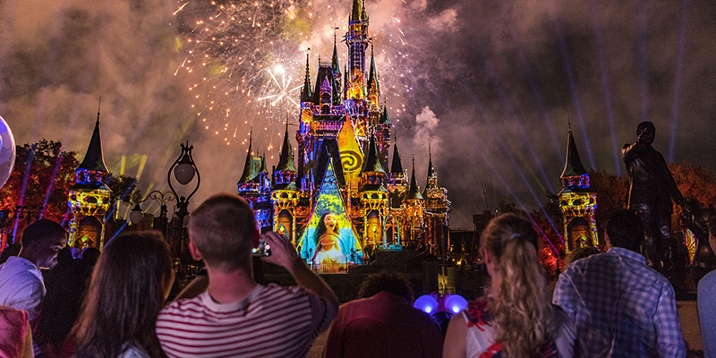 tips para no formarse en Disney
