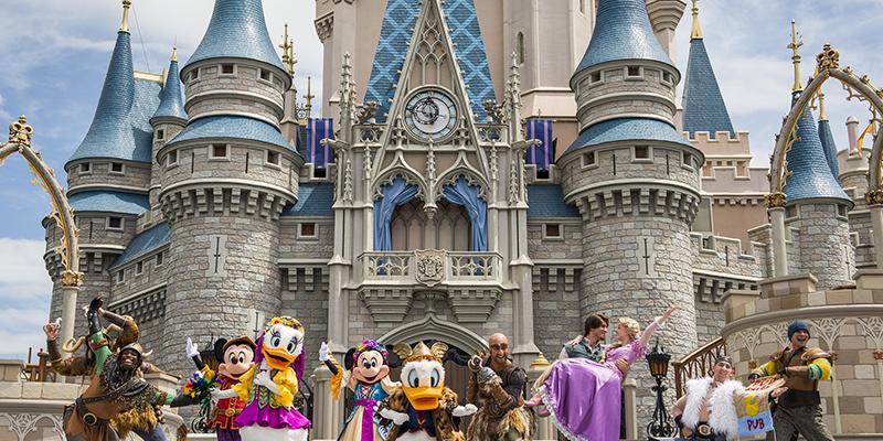 errores primera vez en Disney
