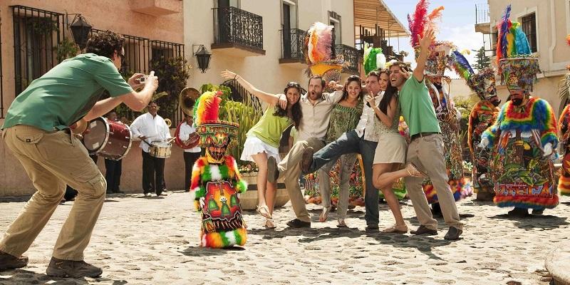 turistas mexico
