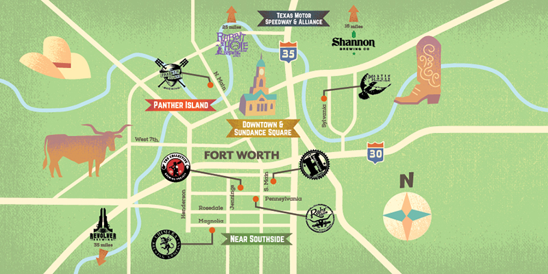 Fort Worth Ale Trail