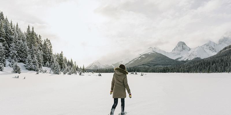 Canmore en invierno
