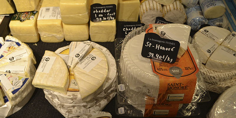 Montreal para foodies queso