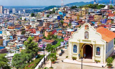 Guayaquil, la puerta de entrada a las islas Galápagos con Aeroméxico
