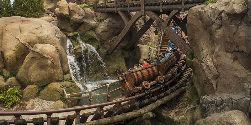 atracciones para niños en Disney World Matt Stroshane