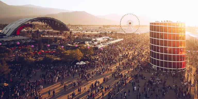 Coachella, uno de los mejores festivales de música de Estados Unidos