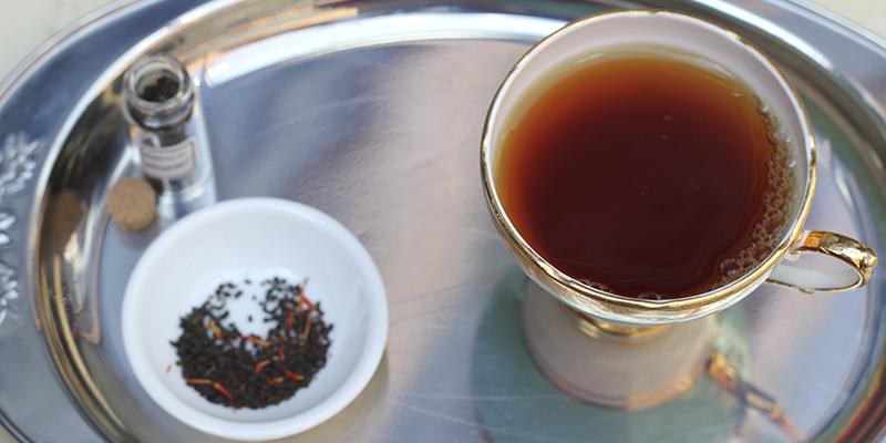 hora del té en Montreal – Cardinal tea