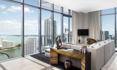 Hotel East Miami, innovación y lujo