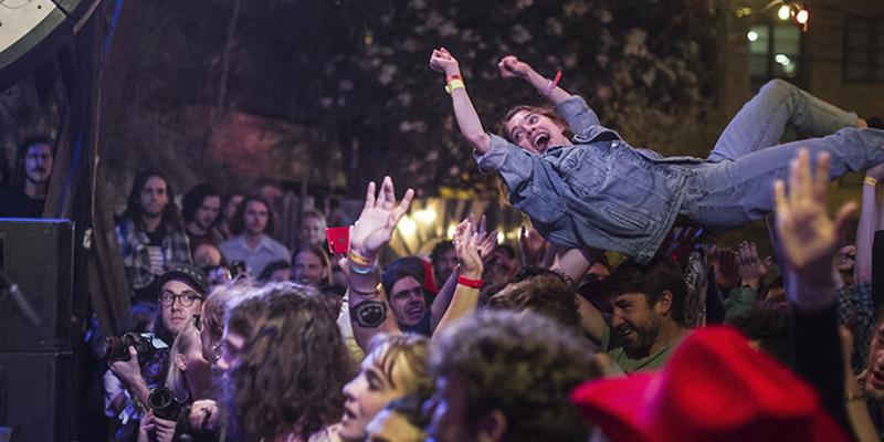 Mejores festivales de música de Estados Unidos