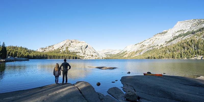 ores parques nacionales de Estados Unidos – Yosemite