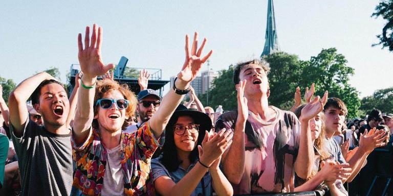 Pitchfork Music Festival, uno de los mejores festivales de música en Estados Unidos.
