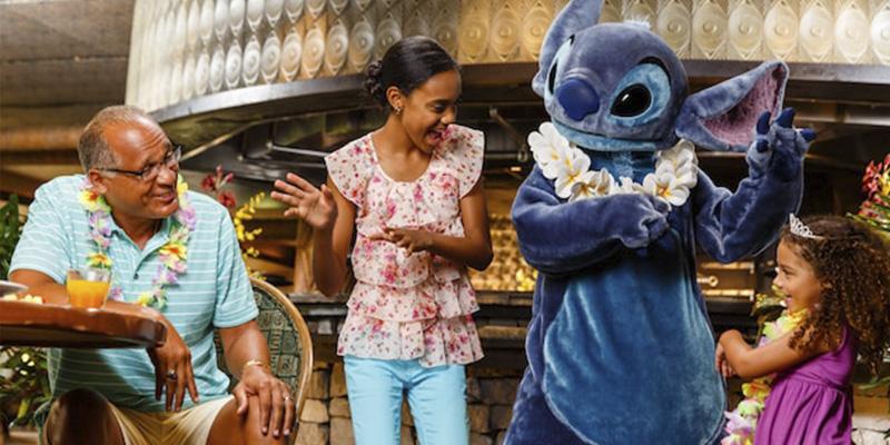 restaurantes para niños en Disney World