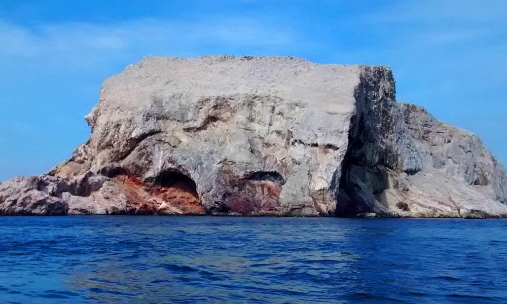 Isla El Farallón