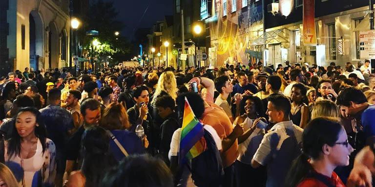 Filadelfia Ciudades más gay friendly de Estados Unidos