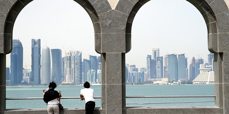 hoteles de Qatar